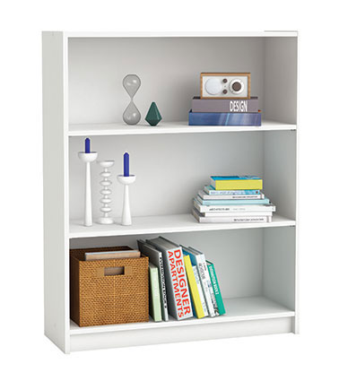 Boekenkast Blanco 2 planken
