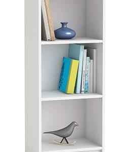 Boekenkast Blanco 2 planken 40 cm