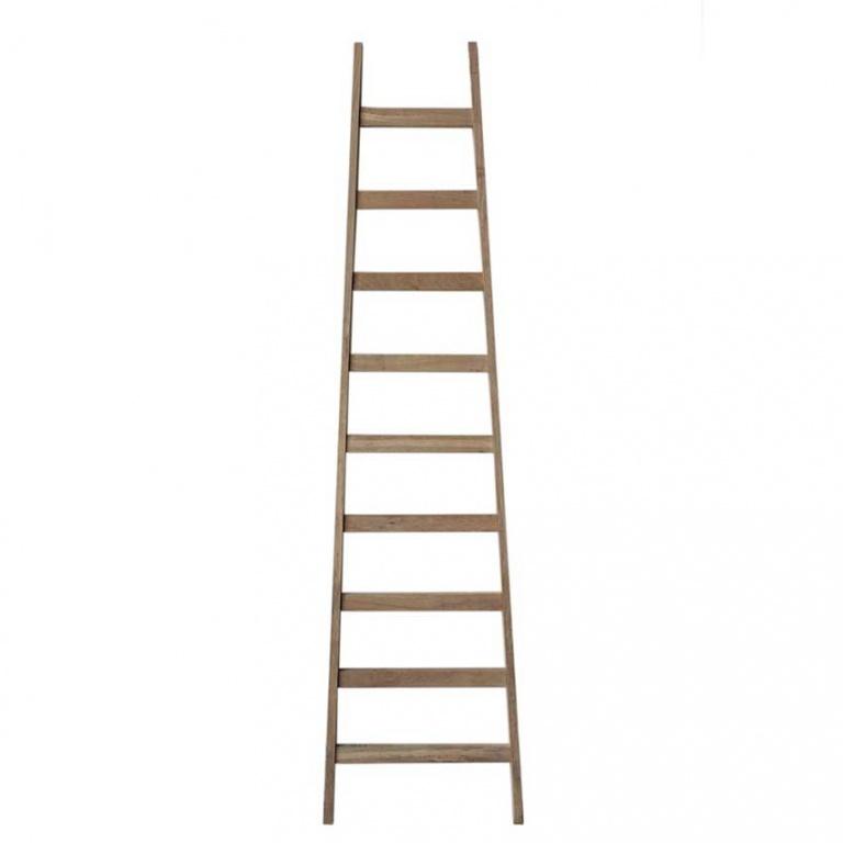 Decoratie Ladder Hout Naturel