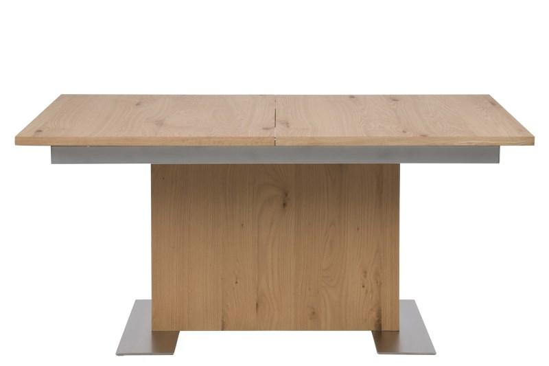 Eetkamertafel Bruck 160/210 x 90 cm eiken