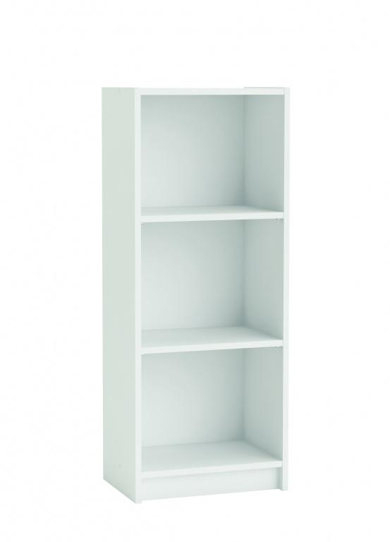Boekenkast Blanco wit 40 cm