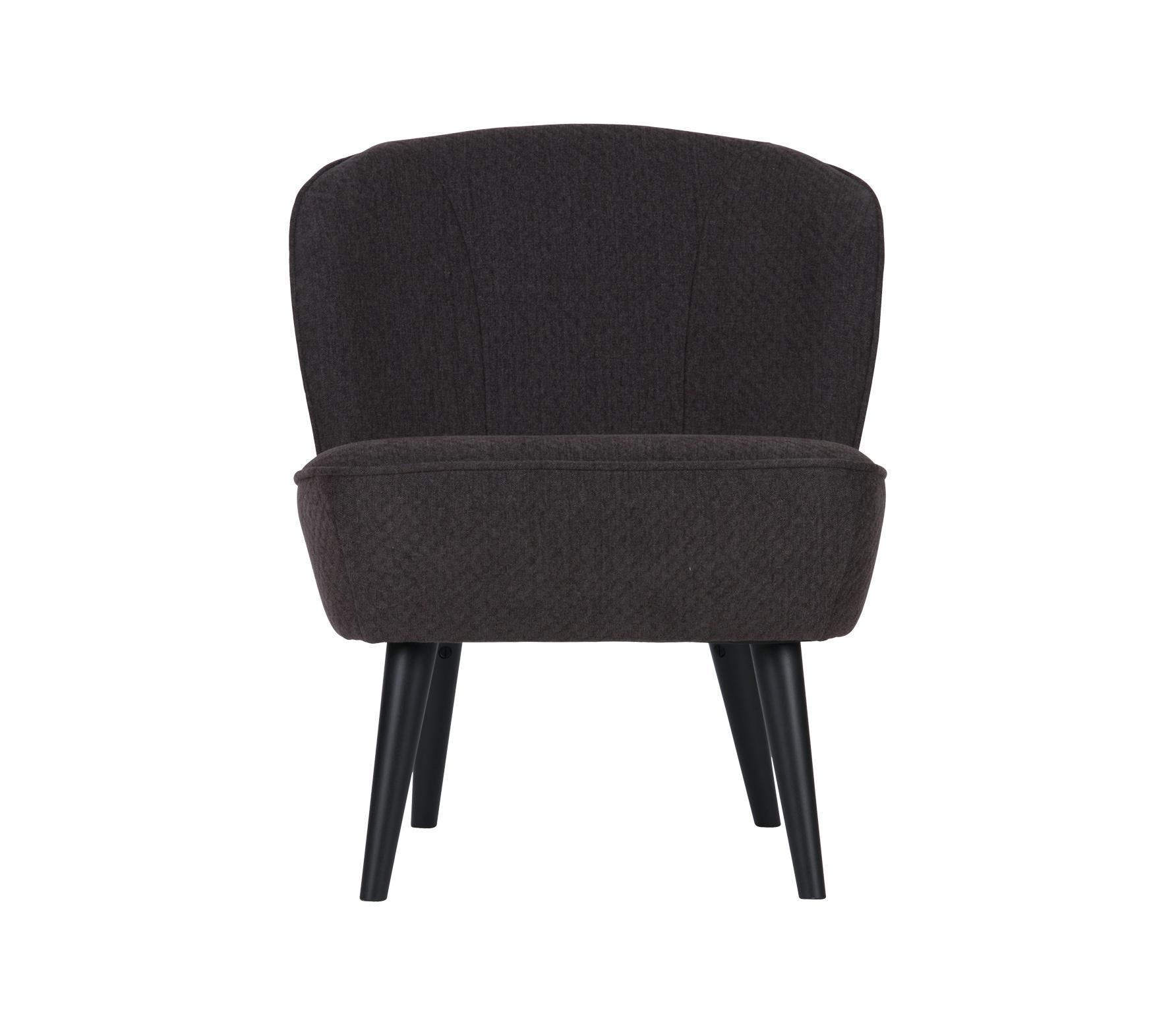Basiclabel Pyke fauteuil grijs Grijs