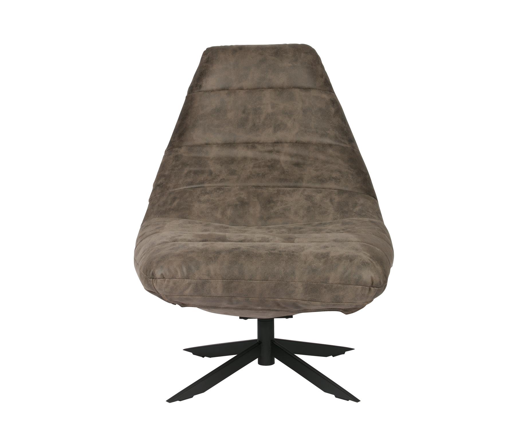 Basiclabel Bug too lounge fauteuil bruin Bruin