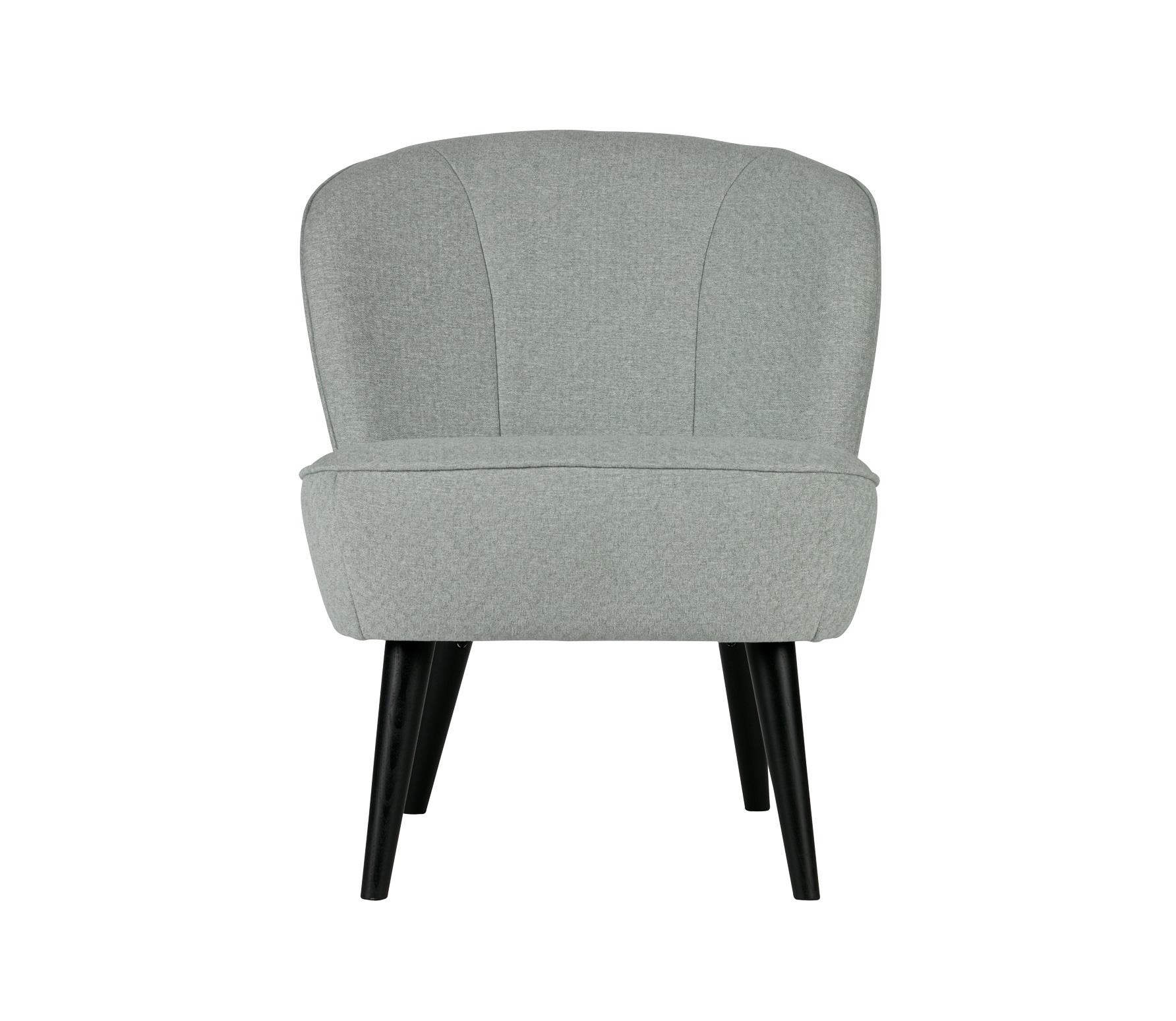 Basiclabel Pyke fauteuil zeegroen Zeegroen