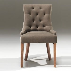 Fauteuil Brocante taupe