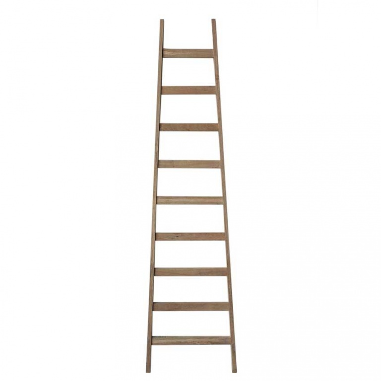 Decoratie Ladder Hout Naturel