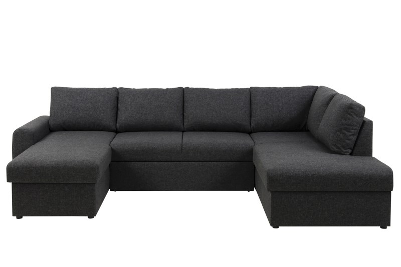 Hoekbank Dorien met Chaise Longue links