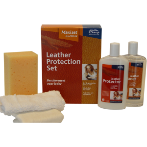 Leather Care Kit - Care & Protect 2x250ml
