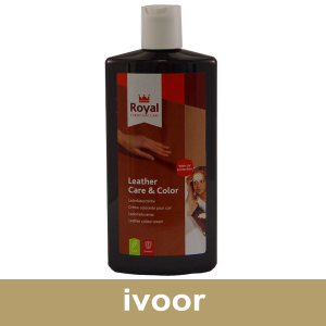 Leather Care & Color Ivoor